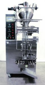 Máquina vertical automática de llenado y sellado de sobres para polvos VFFS - 100 ml - Modelo - MARLIN-PO/SA-100