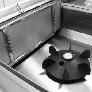 """Campana TermoEncogible con dispensador de película y sellador 22"""" x 20"""" FM-5540"""