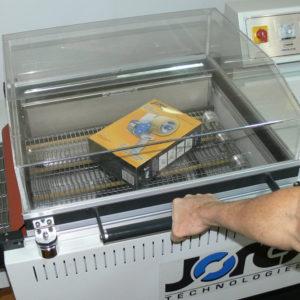 """Campara Termoencogible con dispensador de película, sellador y transportador - 22 """"x 20"""" - FM-5540-A"""