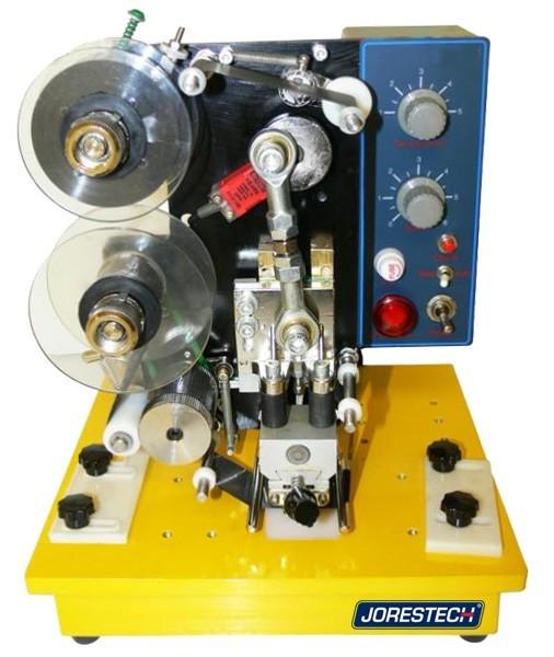 Codificador Hot Stamping Semi-Automático - Modelo: E-DAX-COD-P600Y