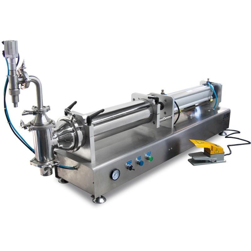 Dosificador de mesa con pistón para líquidos - 5000 ml - Baja viscosidad - Modelo FP-5000