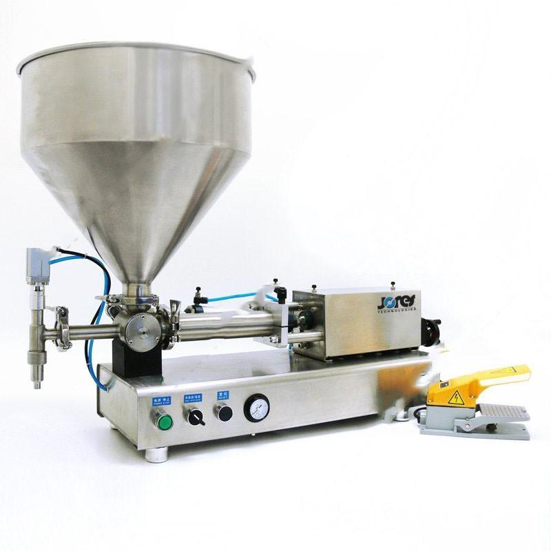 Dosificador de Piston para Líquidos de Alta Viscosidad - 100 CC - Modelo E-FP-100D