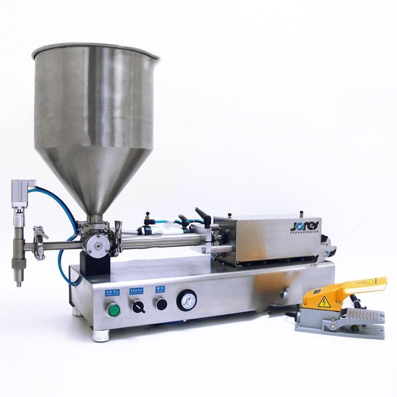 Dosificador de Piston para Líquidos de Alta Viscosidad - 1000 CC - Modelo E-FP-1000D