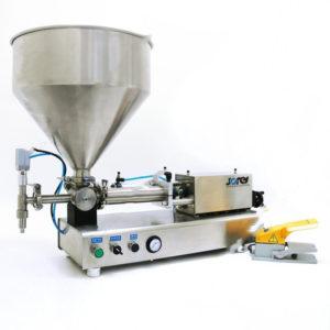 Dosificador de Piston para Líquidos de Alta Viscosidad - 250 CC - Modelo E-FP-250D