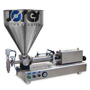 Dosificador de Piston para Líquidos de Alta Viscosidad - 500 CC - Modelo E-FP-500D