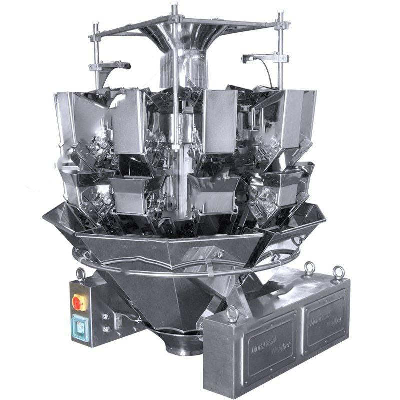 Dosificador por peso de combinación radial de 10 cabezales - 2500ml - Modelo - E-PARALLAX-1025