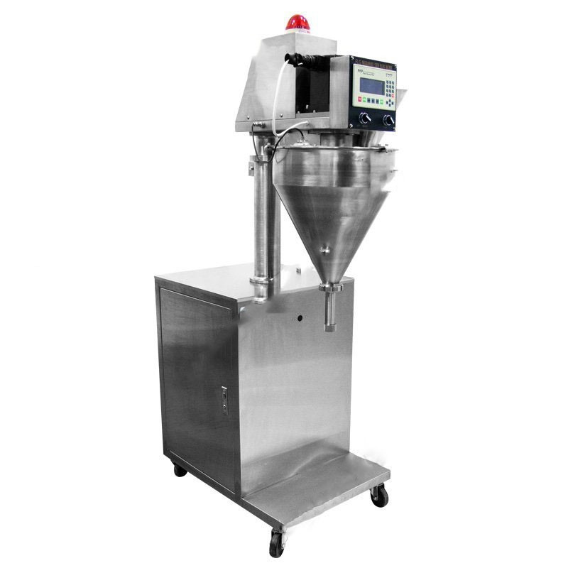 Dosificador semi-automático para polvos - 20CC - Modelo: E-AUGER-20