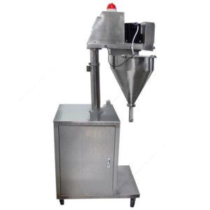 Dosificador semi-automático para polvos - 500CC - Modelo: E-AUGER-500
