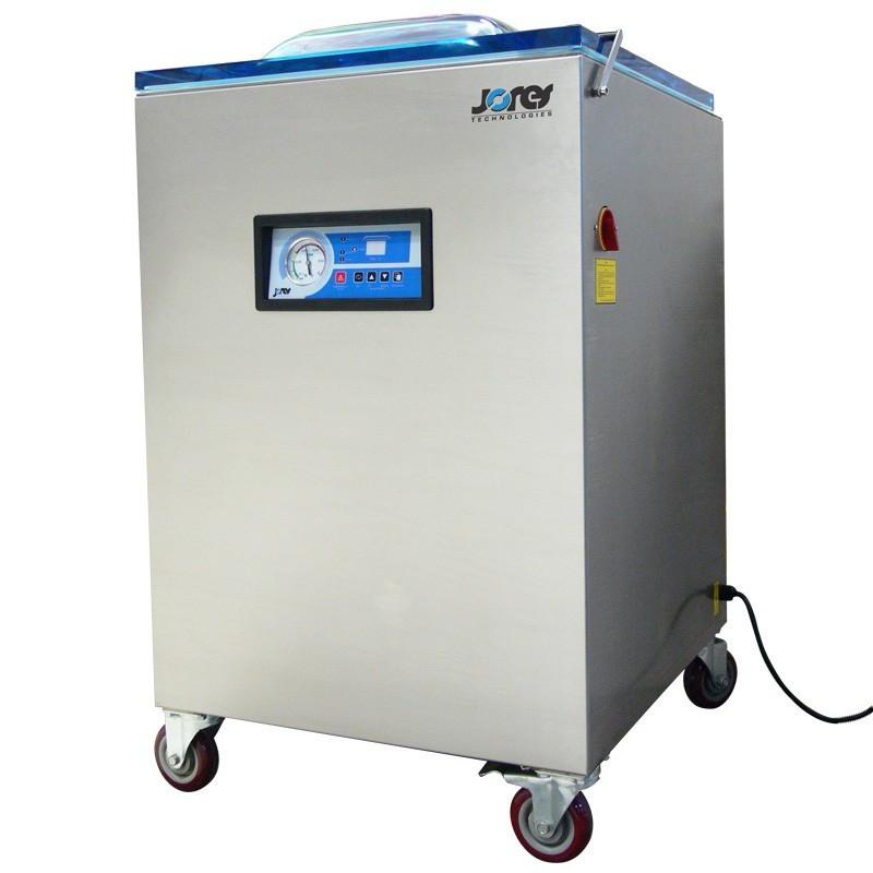 Empacadora de vacío de cámara comercial con bomba rotativa de aceite - Independiente - Modelo - VAC-500-F