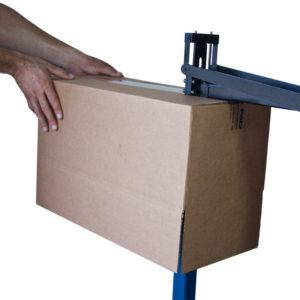 Grapadora de cajas de cartón con pedestal - Modelo: E-STAPLER-1932-FP