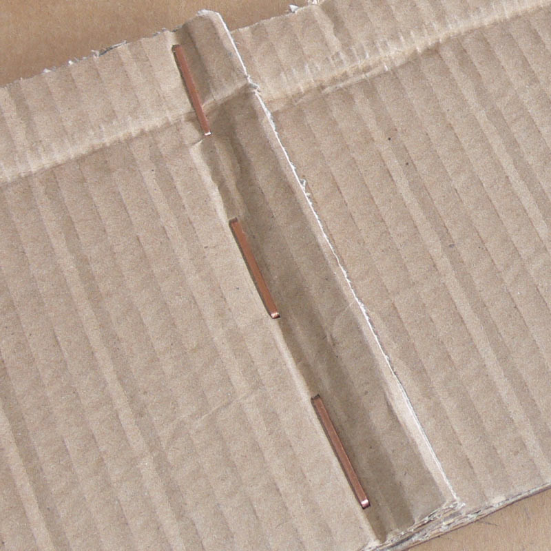 Grapadora manual para cajas de cartón - Grapas tipo A - Modelo STAPLER-1935-M