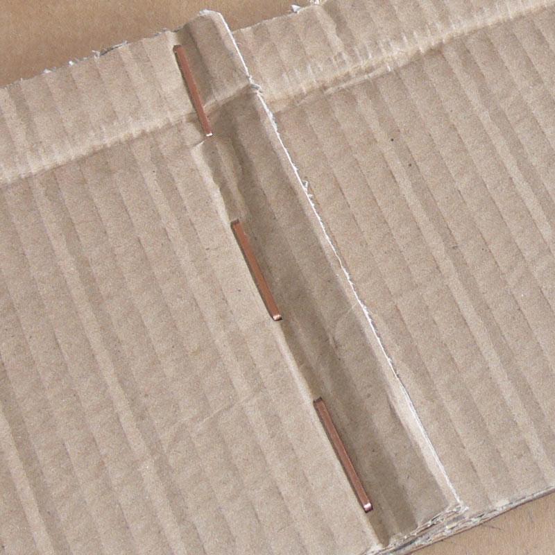 Grapadora neumática manual de cajas de cartón - Grapas tipo A - Modelo STAPLER-1935-PN