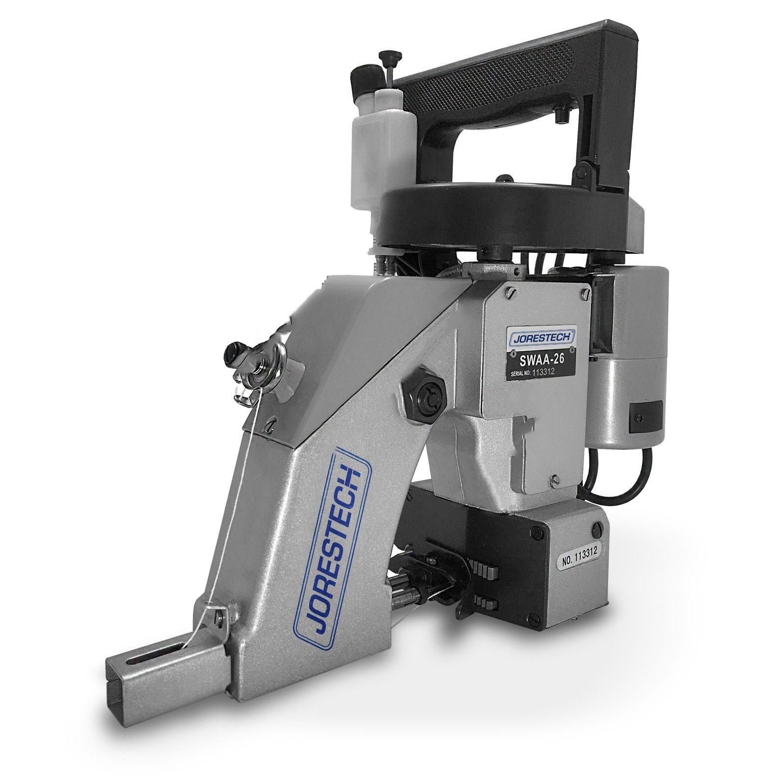 Máquina de coser portátil con grapadora de bolsas manual - Modelo -SWAA-26B