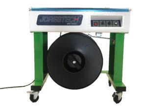 Máquina de flejado de caja de cartón semiautomática Gabinete abierto - Modelo - MST-202C