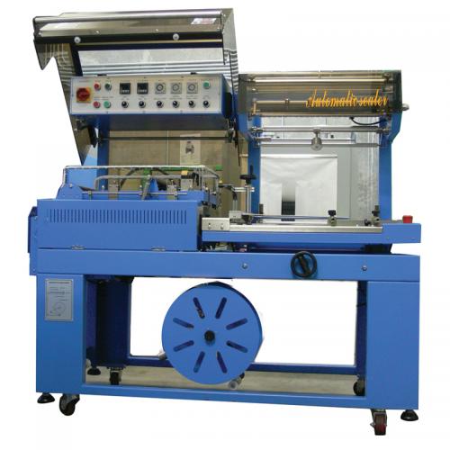 """Máquina de sellado automática en L con transportador - 21"""" x 18"""" - Modelo L-5545-A"""