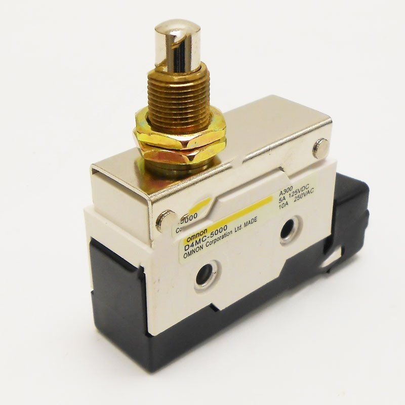 Micro Switch for L-Sealers and Chamber-Type Shrink Systems
