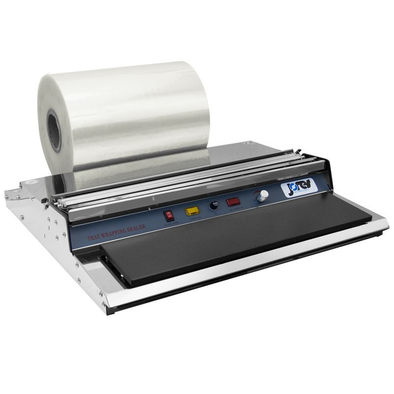 Selladoras de Bandejas Manual con Strech Film - Modelo -H550-E