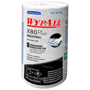 WypAll x80 Plus Industrial