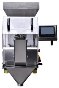 Dosificador por peso en de una cabeza - 1500g - Modelo - E-PARALLAX-113
