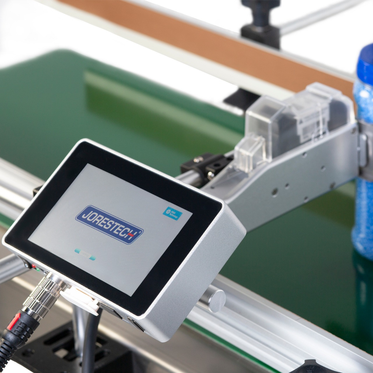 Máquina de codificación/impresión por inyección de tinta EIS TIJ - Modelo: COD-EIS