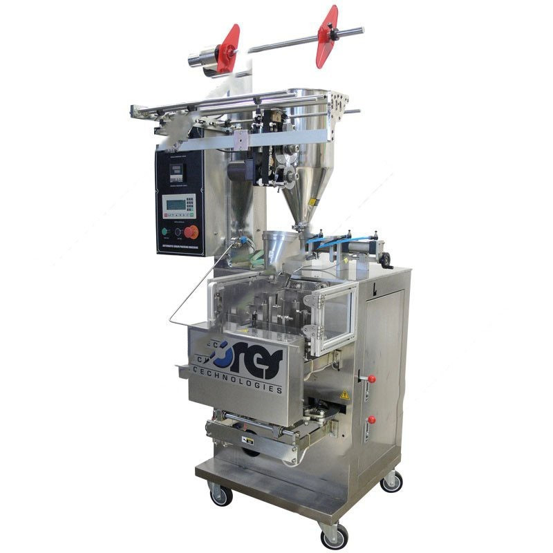 Máquina automática de llenado y sellado de sobres verticales para líquido/pasta - 100 ml - Modelo - MARLIN-LQ / SA-100