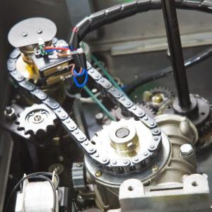 Selladora Banda Continua digital con codificador modelo CBS-800