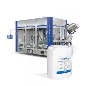 llenadora automática de productos agroquímicos para productos agroquímicos