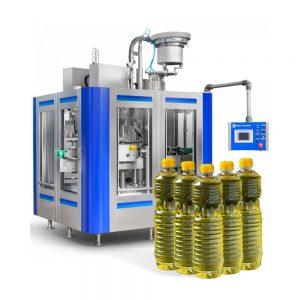 maquinas llenadoras de aceite