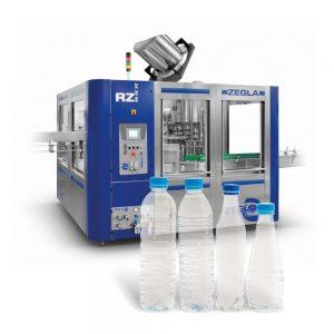Maquinas llenadoras automáticas de agua