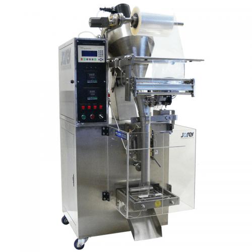 maquina sachet vertical automatica VFFS 100ml marlin popi100 jorestech